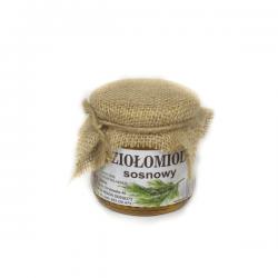 Miód borówkowy 1,10kg