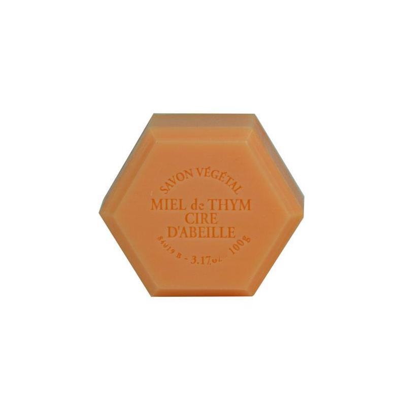 Francuskie mydełko z miodem i woskiem pszczelim F005
