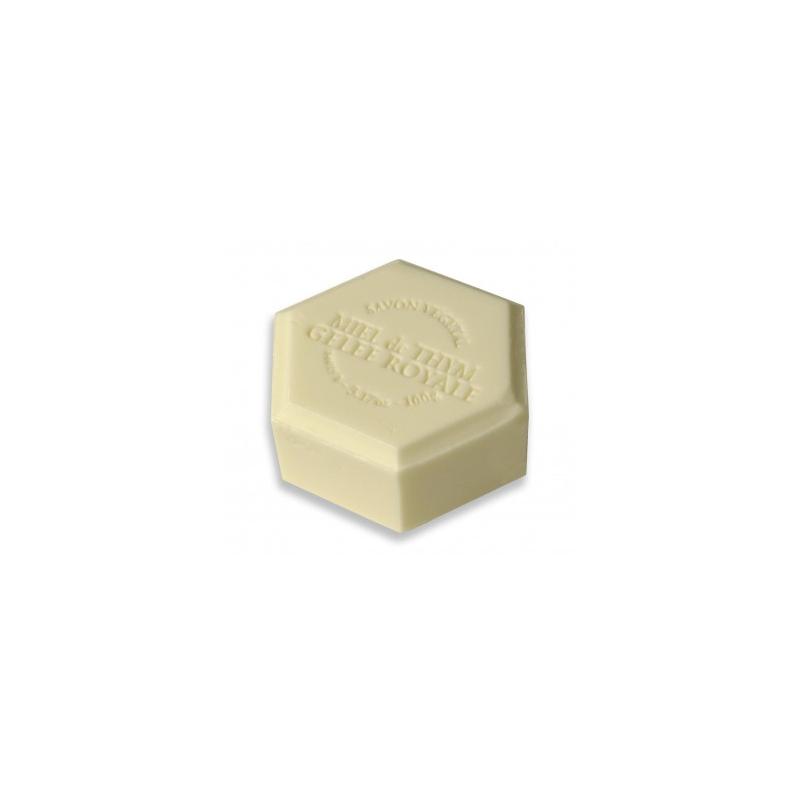 Francuskie mydełko miodowe z mleczkiem pszczelim F007