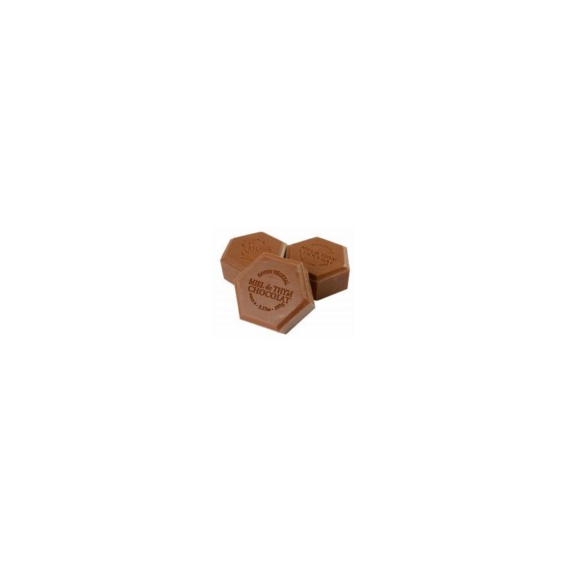 Francuskie mydełko miodowe z czekoladą F008