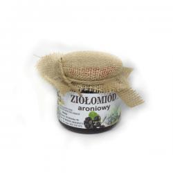 Ziołomiód aroniowy 0,25kg